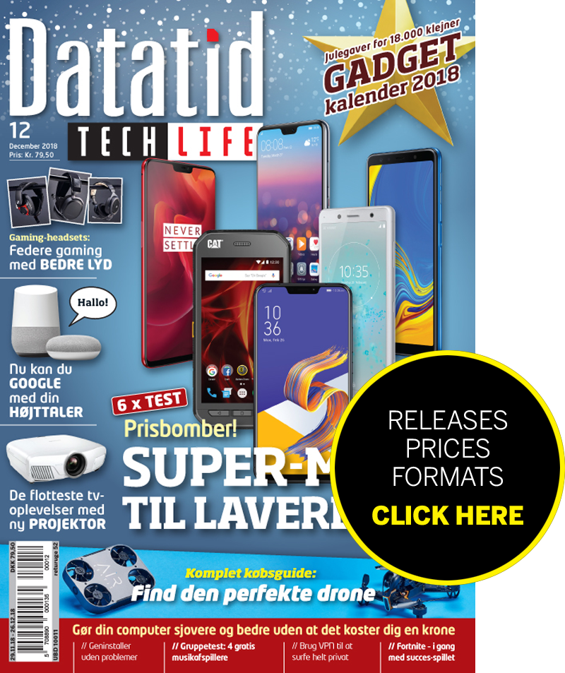 Datatid TechLife media information